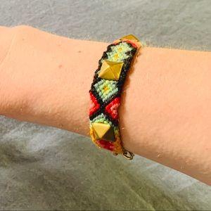 Anthropologie Woven Bracelet